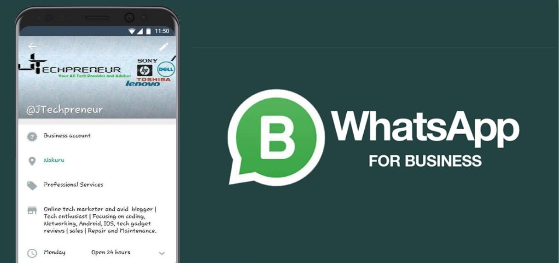 Nakuru Scribes Whatsapp Business