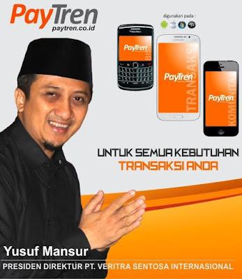 Update info hasil pertemuan Duta PayTren dengan Ust. Yusuf Mansur pada 03 September 2018