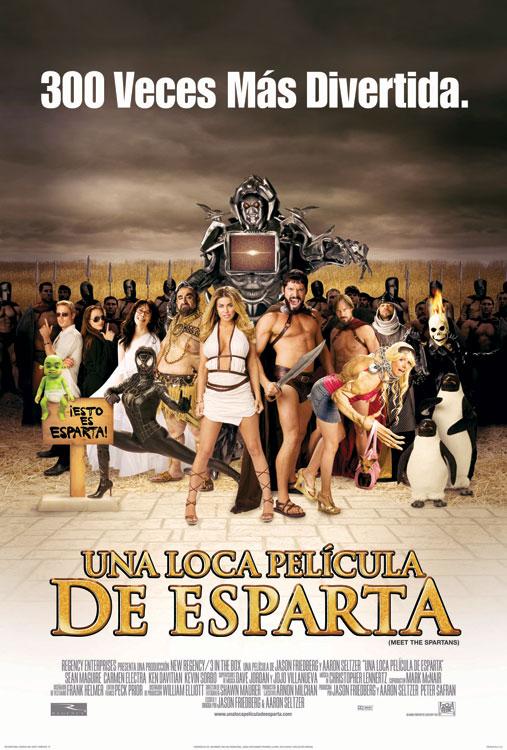 Ver Una loca película de esparta Online Latino - VerPelis.app