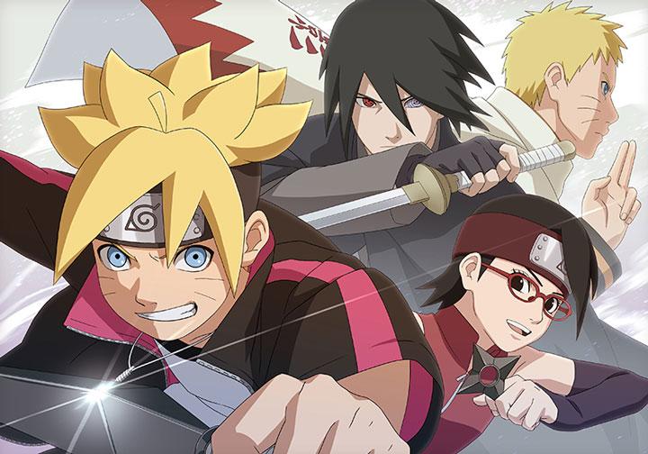 Naruto SUN Storm 4 Road to Boruto Save Game   MagOne 2016