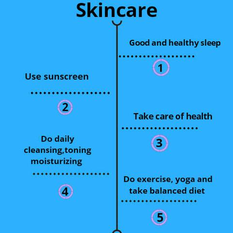 10 Beauty tips for natural skin care