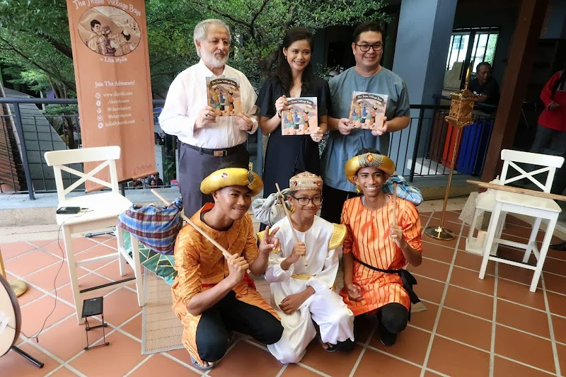 Pelancaran Buku The Three Village Boys Oleh Dr Liza Mydin