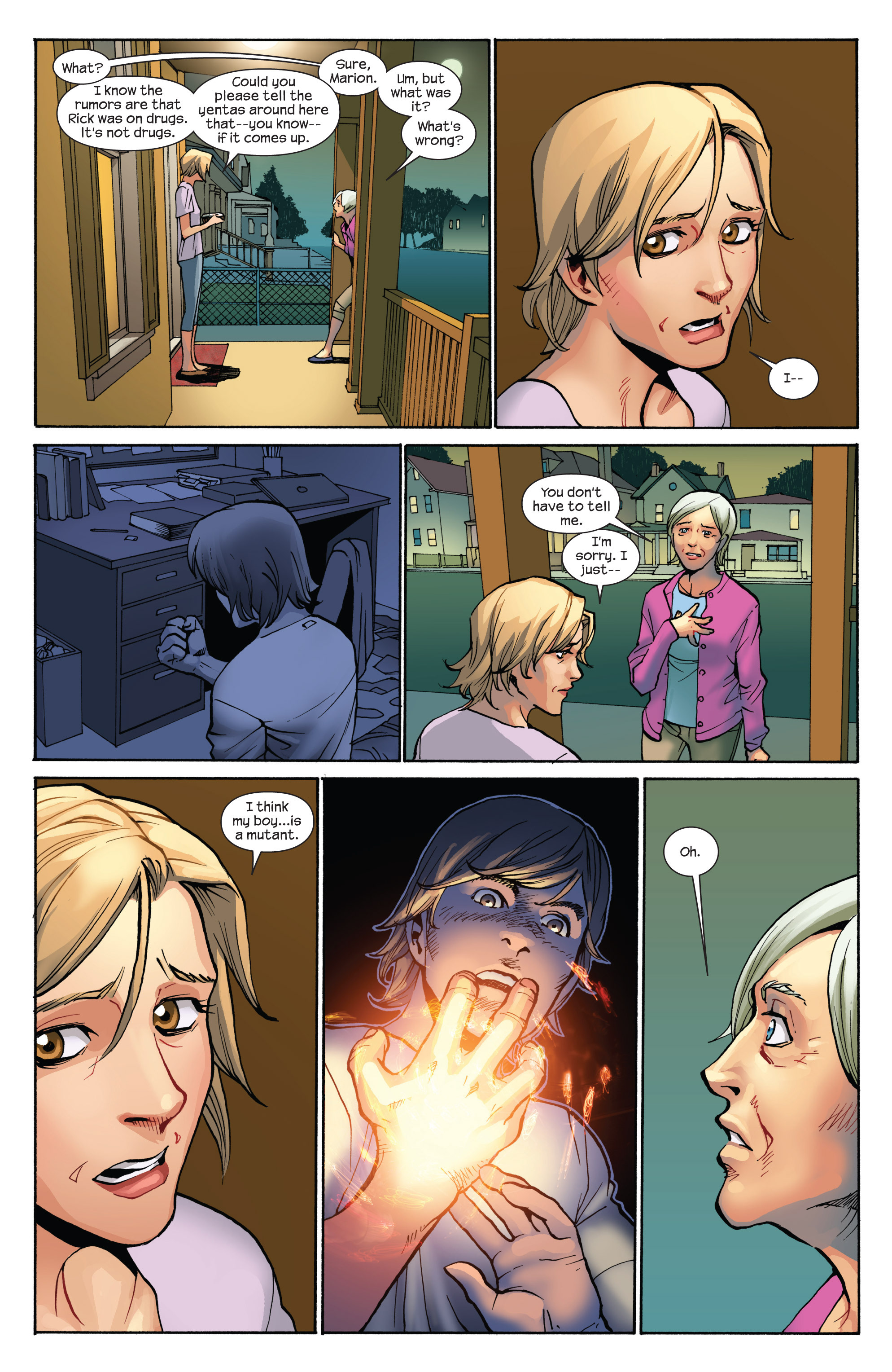 Read online Ultimate Spider-Man (2009) comic -  Issue #7 - 11