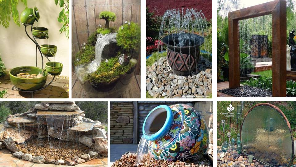 Diy Fountain Part - 19: Dwell Of Decor