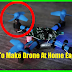 How to make an easy home drone 👍