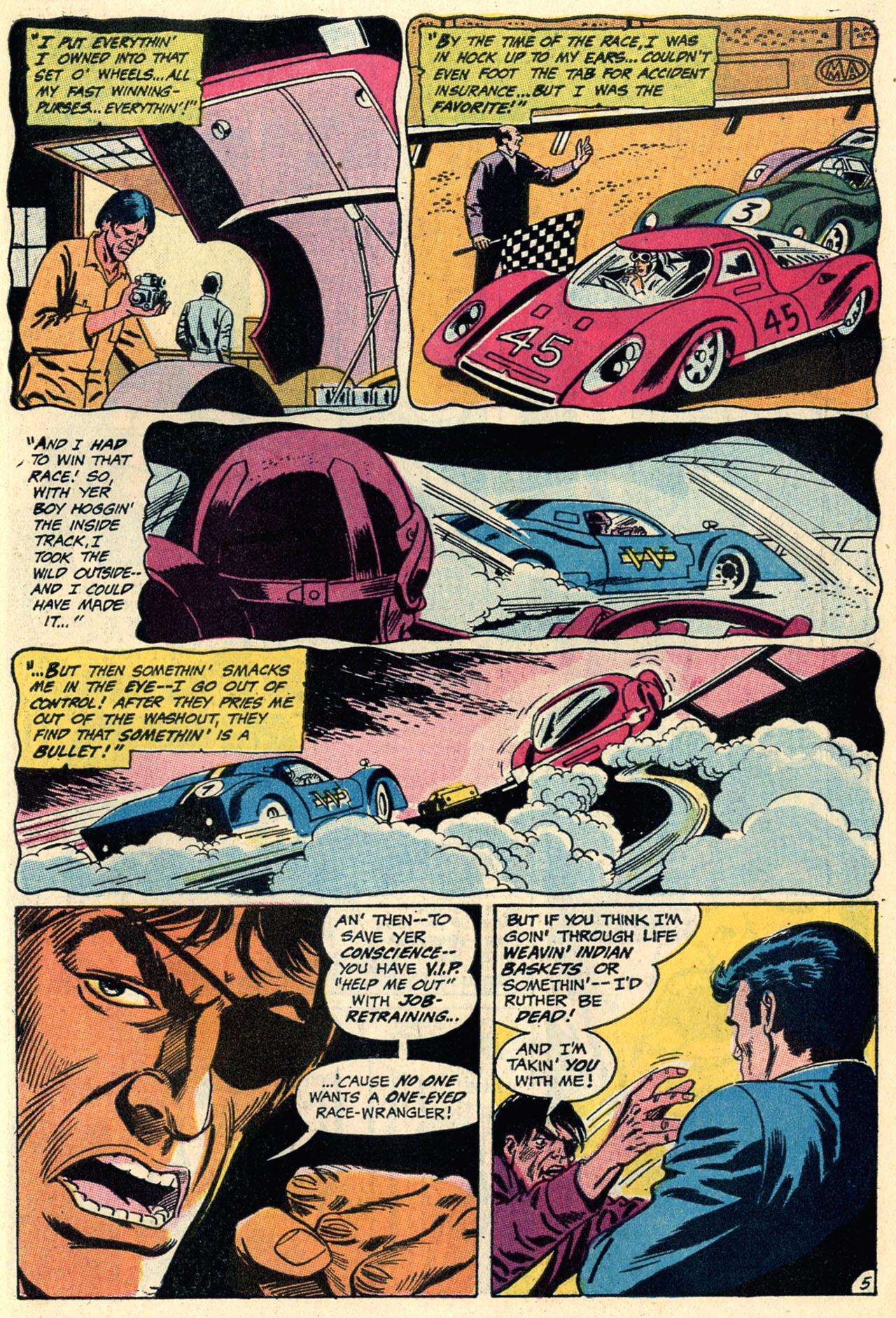 Detective Comics (1937) 394 Page 6