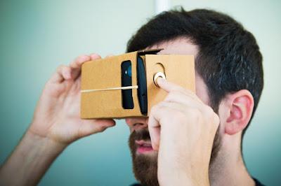 Nueva Google Cardboard