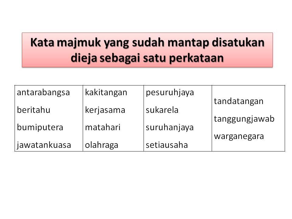 Contoh Ayat Majmuk Gabungan Serta - Contoh O