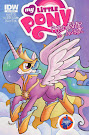 My Little Pony Friendship is Magic #16 Comic Cover Larry