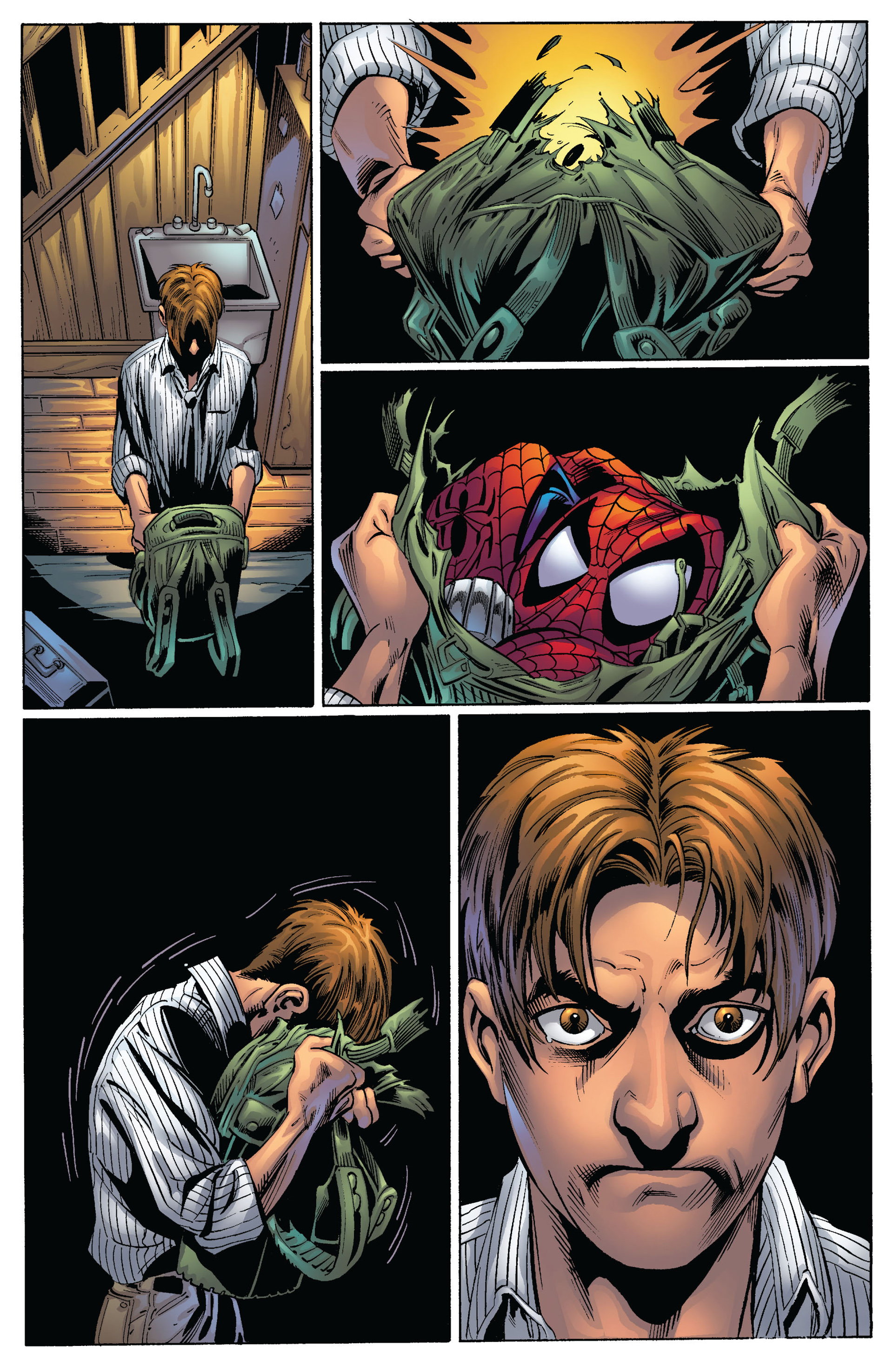 Read online Ultimate Spider-Man (2000) comic -  Issue #63 - 11