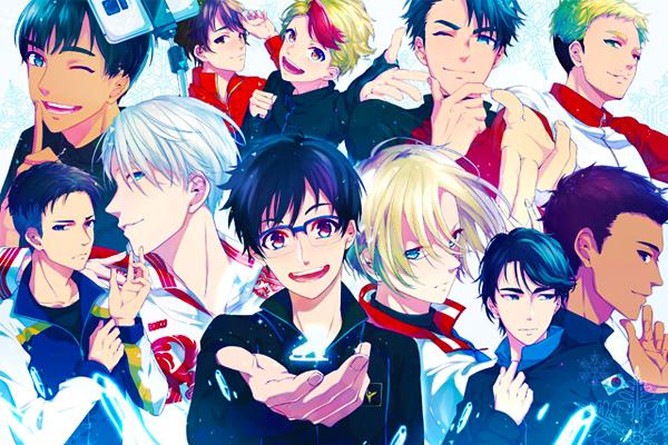 Capa - Yuri !!! On Ice | O que esperar deste Anime? | Blog #tas