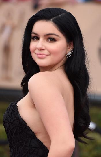 Ariel Winter précise que ses seins ont été opérée parce qu'elle affectait psychologiquement