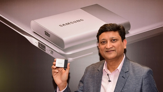 Samsung Portable SSD T3 launched in India