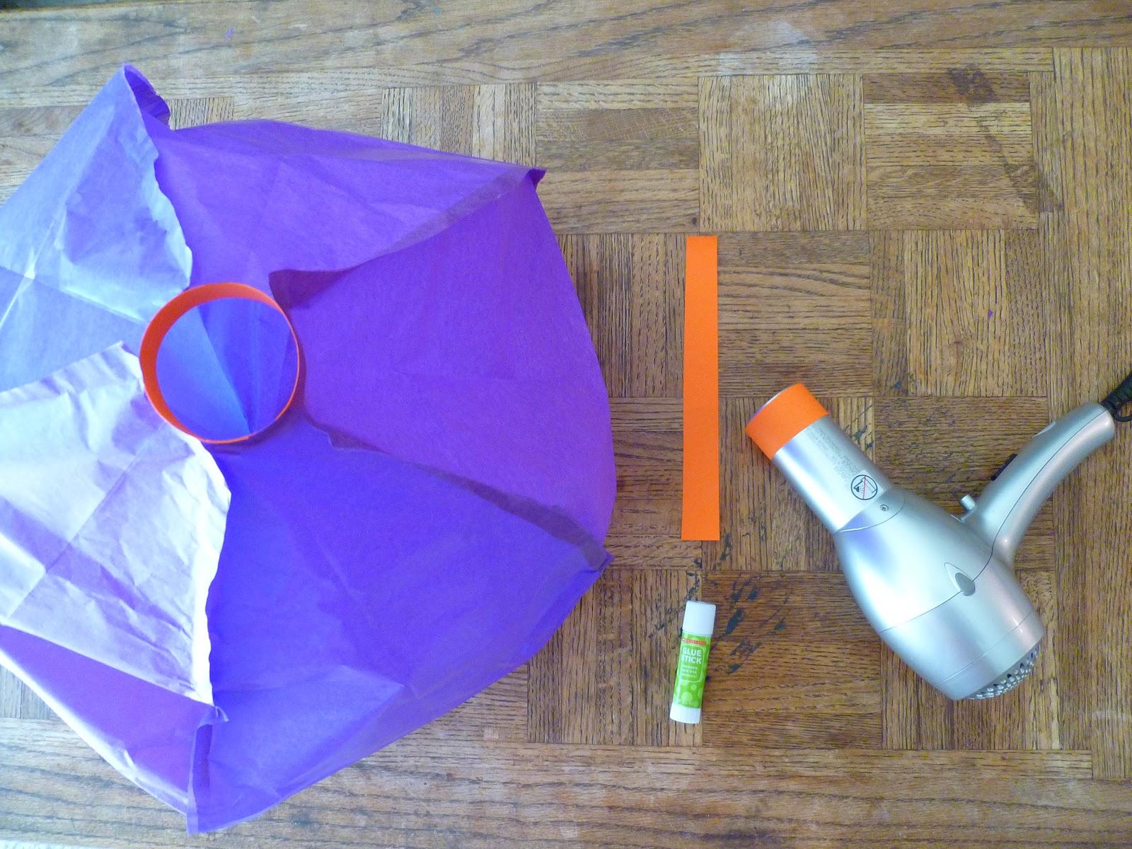 How Do I Make a Hot Air Balloon?