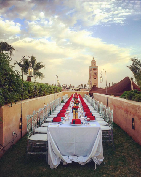 Marrakech top wedding venues 2017-2018 - Coco's choice