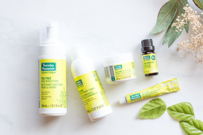 Thursday Plantation Tea Tree Oil Review and 3-Step Regime