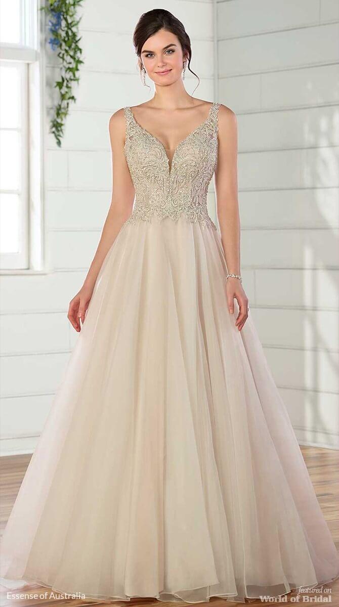 5f1b0f1429691 Essense of Australia Fall 2018 Wedding Dresses - World of Bridal