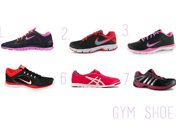 Gym Shoes Wishlist!