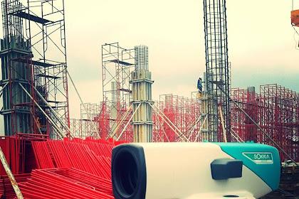 20 Jobdesk (Tugas-tugas pokok) surveyor gedung