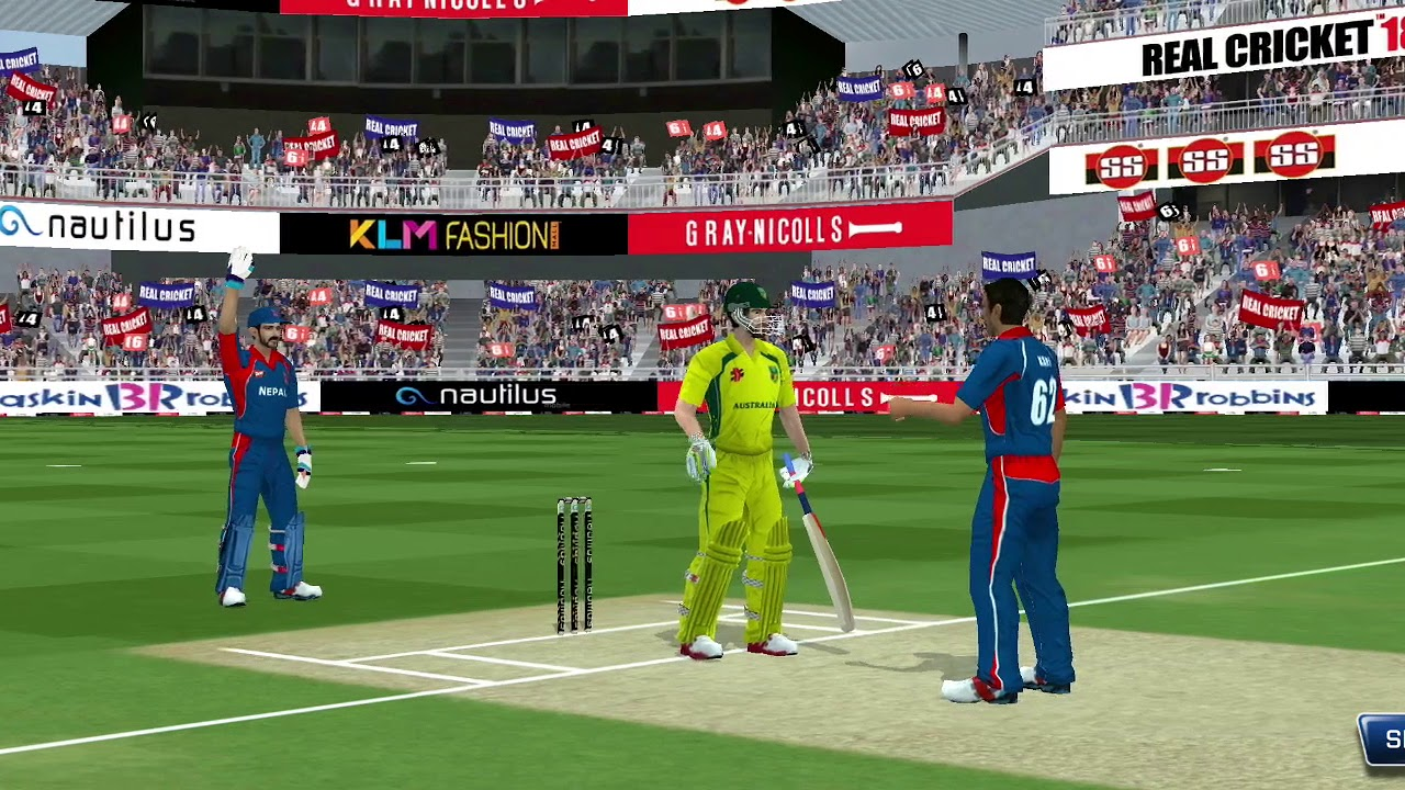 Real cricket 18 1 1 mod apk obb | Real Cricket 16 2 6 6 mod