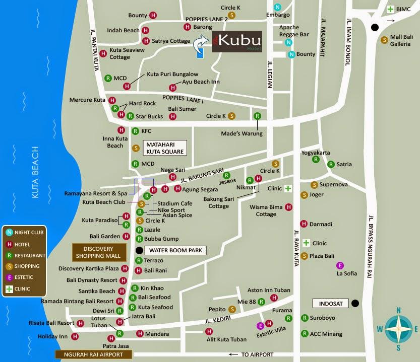 Bali Indonesia Map World, Browse Info On Bali Indonesia