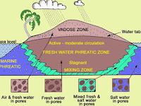 Lingkungan Diagenesis Batuan Karbonat : Zona Mixed Marine Meteoric