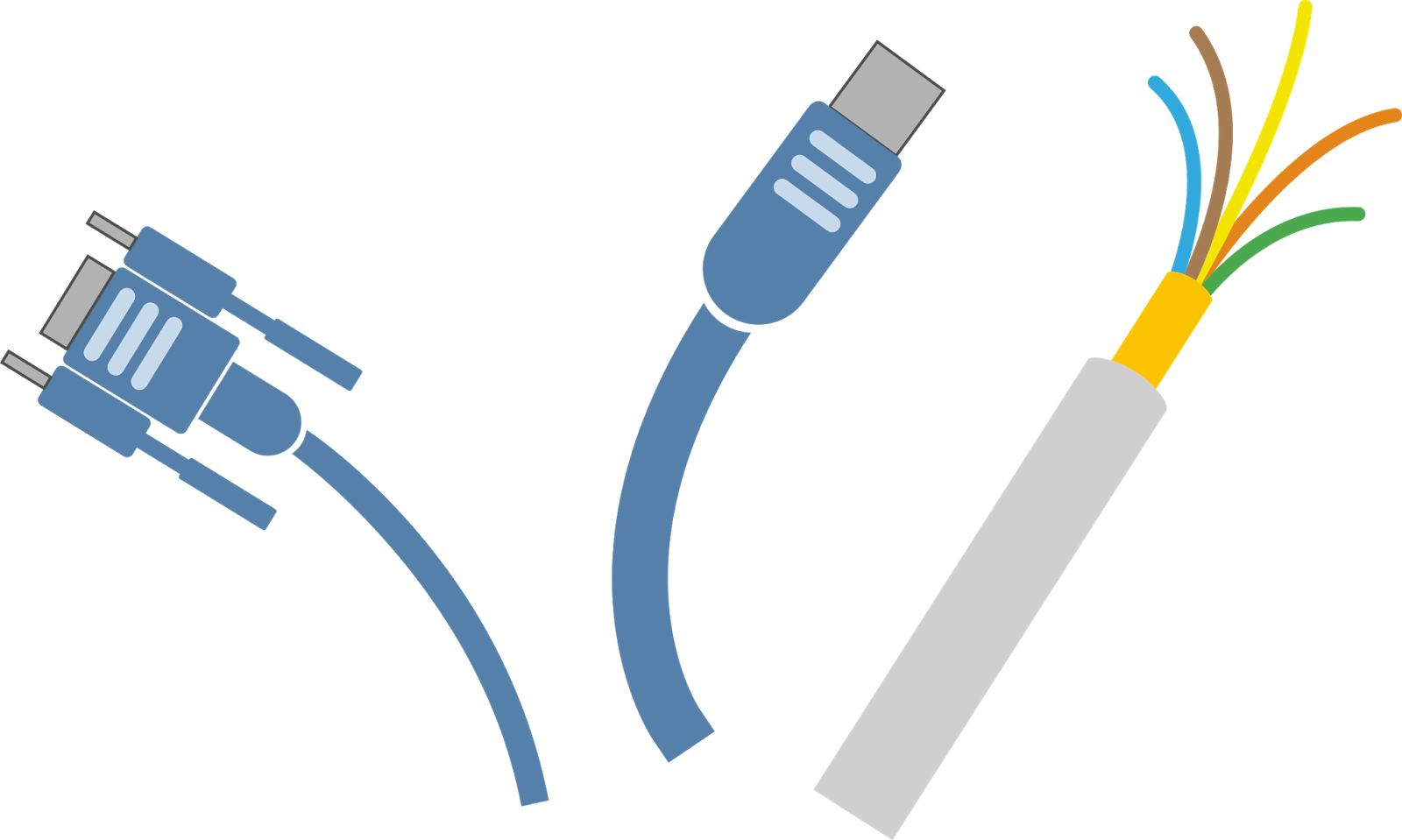 Neskeb Cables & Wires: Learn How Computer Cables Exporters Sleeve Cables