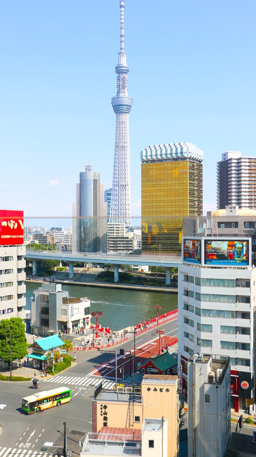 Guide to what to do in Asakusa