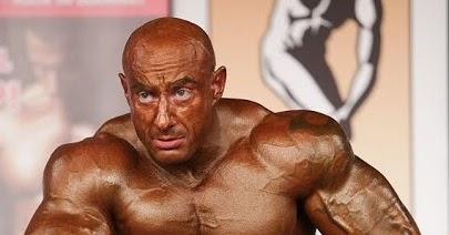 world bodybuilders pictures: dutch bodybuilder Steffen Müller