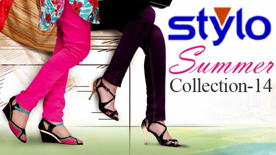 05f260cae212 This is Stylo Shoes New Arrival Collection 2014. Stylo has launched its  exclusive footwear designs for this summer  all designs are available on  all Stylo ...