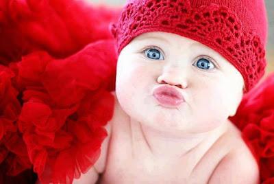 sevimli sevimli bebek duvar kağıdı