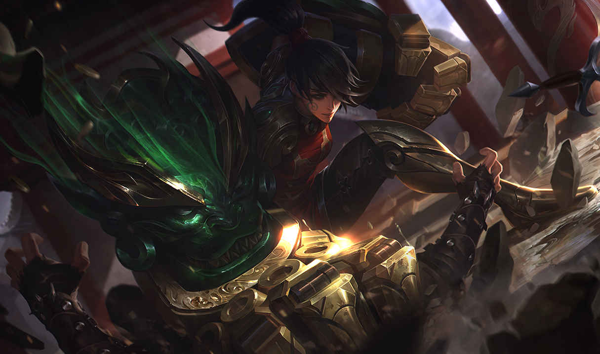 What Is The Best Splash Art In The History Of League Leagueoflegends