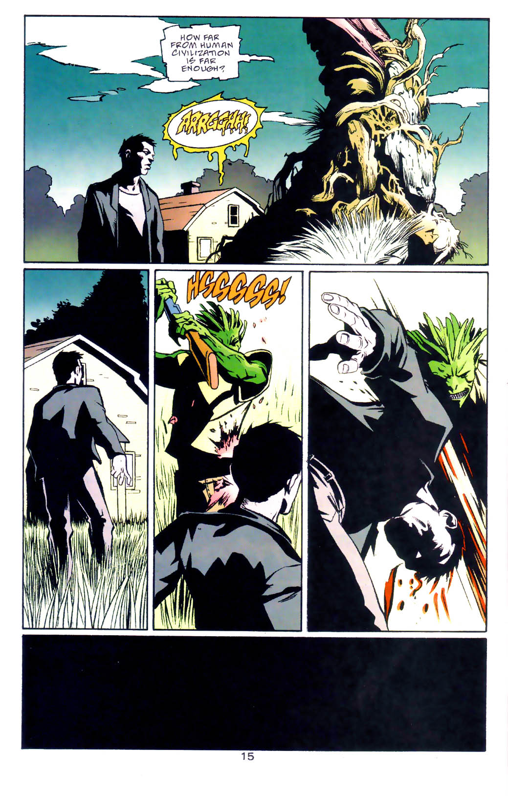 Read online Midnight, Mass comic -  Issue #3 - 16