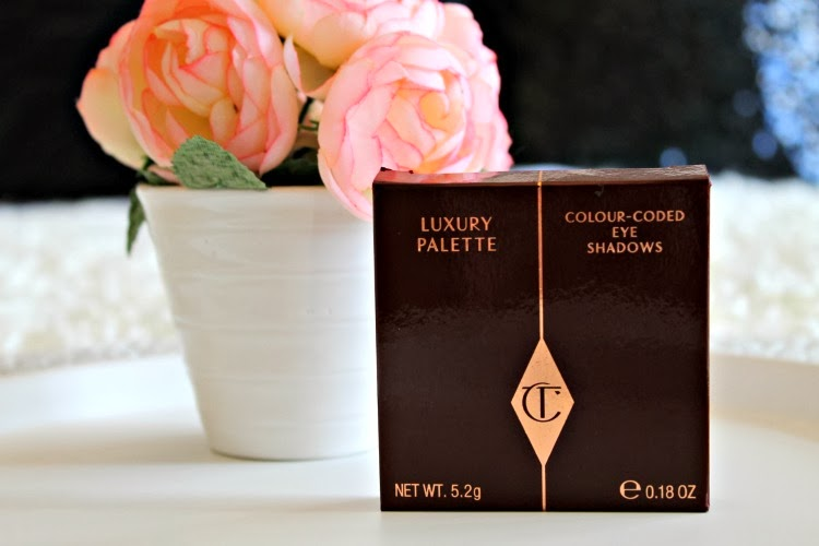 Charlotte Tilbury The Dolce Vita Eyeshadow Palette