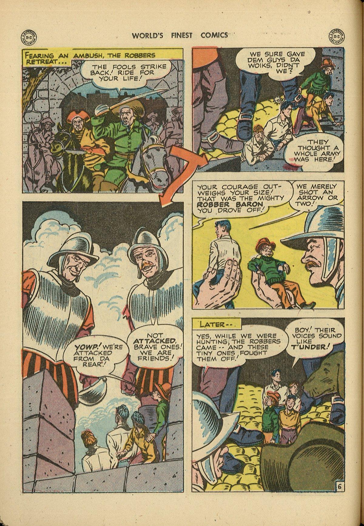 Read online World's Finest Comics comic -  Issue #26 - 30