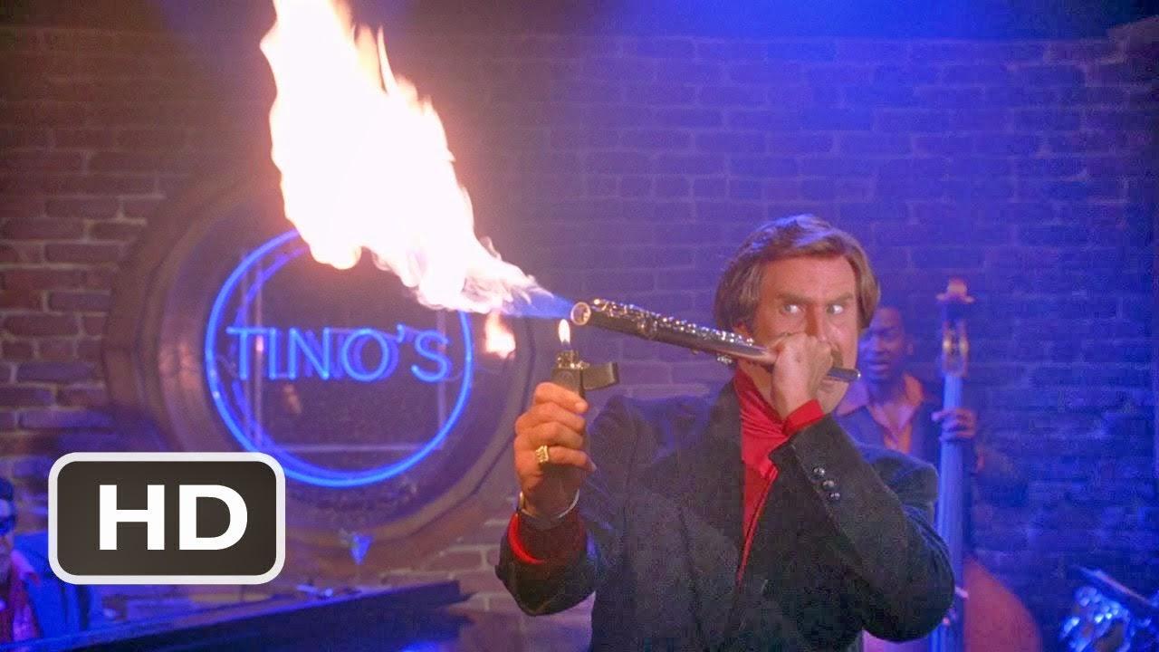 Ron Burgundy Jazz Flute