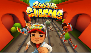 Game Android Subway Surfers