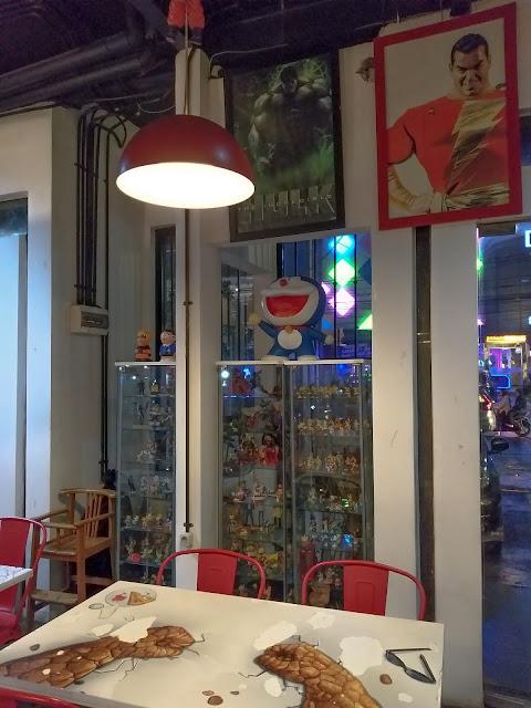Comic Cafe Tebet