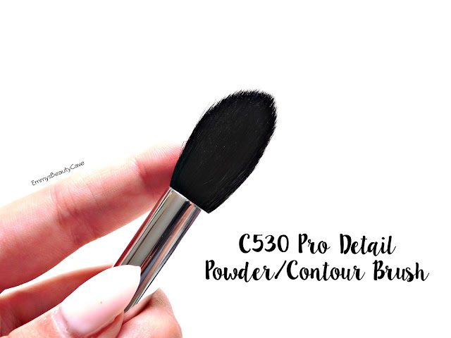 Crown Brush C530 Pro Detail Powder Brush Contour Brush