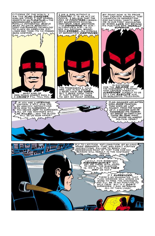 Captain America (1968) Issue #321 #249 - English 11