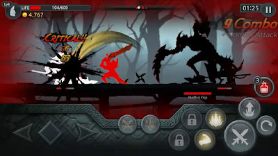 لعبة Dark Sword مهكرة للأندرويد، لعبة Dark Sword كاملة للأندرويد
