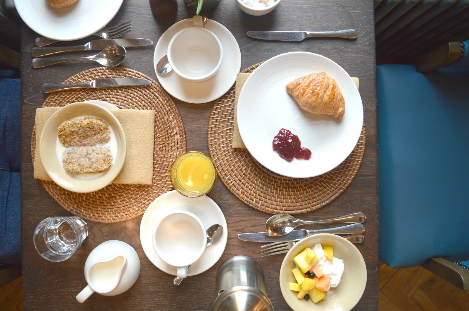 Cosy Hotel in the Cotswolds - The Painswick Breakfast Time