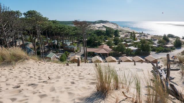 Vélodyssée, Camping le Petit Nice