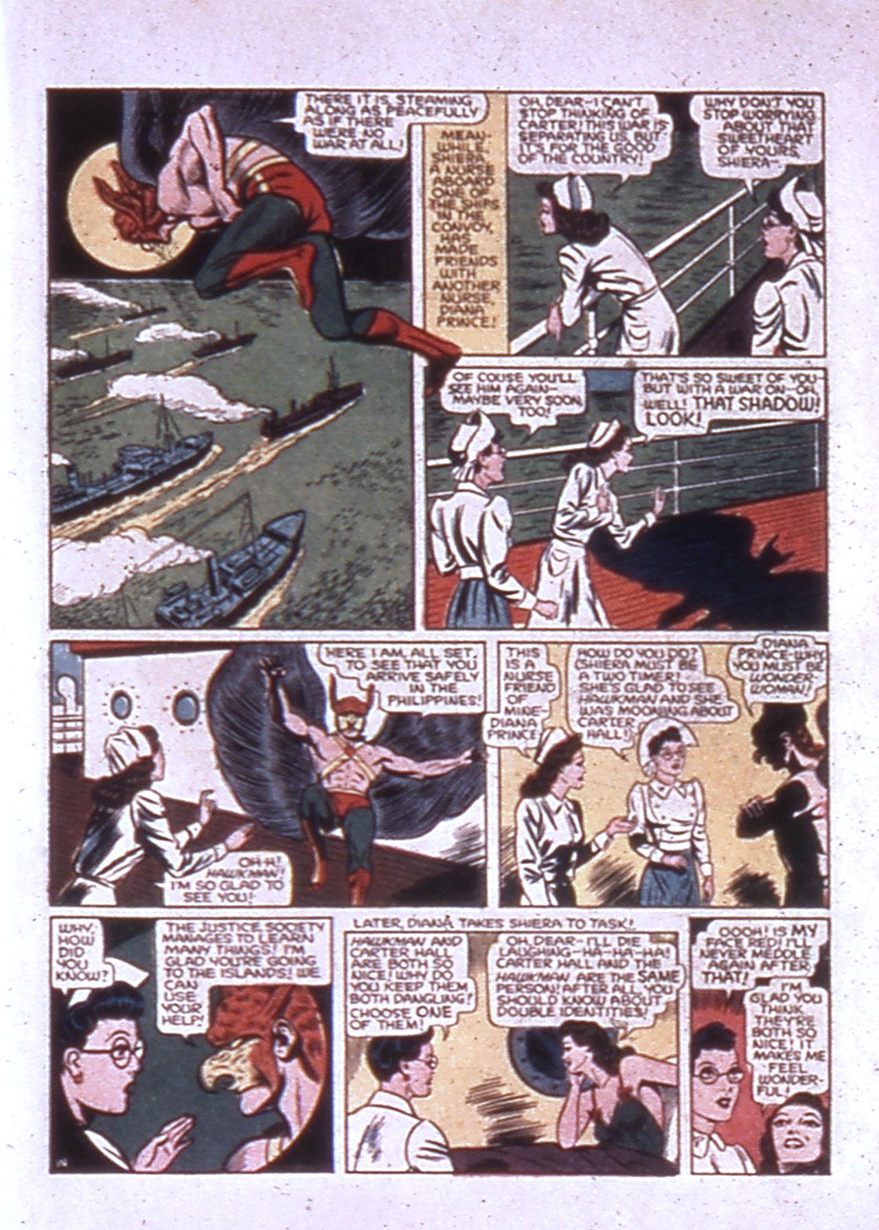 Read online All-Star Comics comic -  Issue #11 - 13