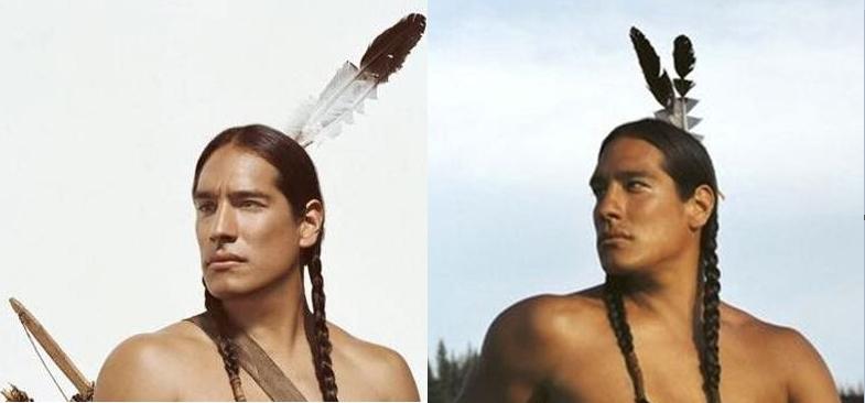 Sexy aboriginal men