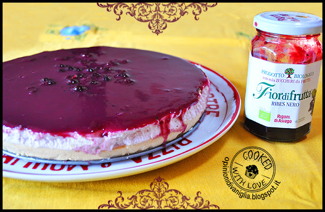 Cheesecake allo yogurt senza lattosio e senza glutine bimby 2