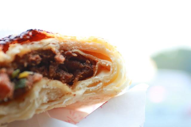 台南古香炭烤胡椒餅