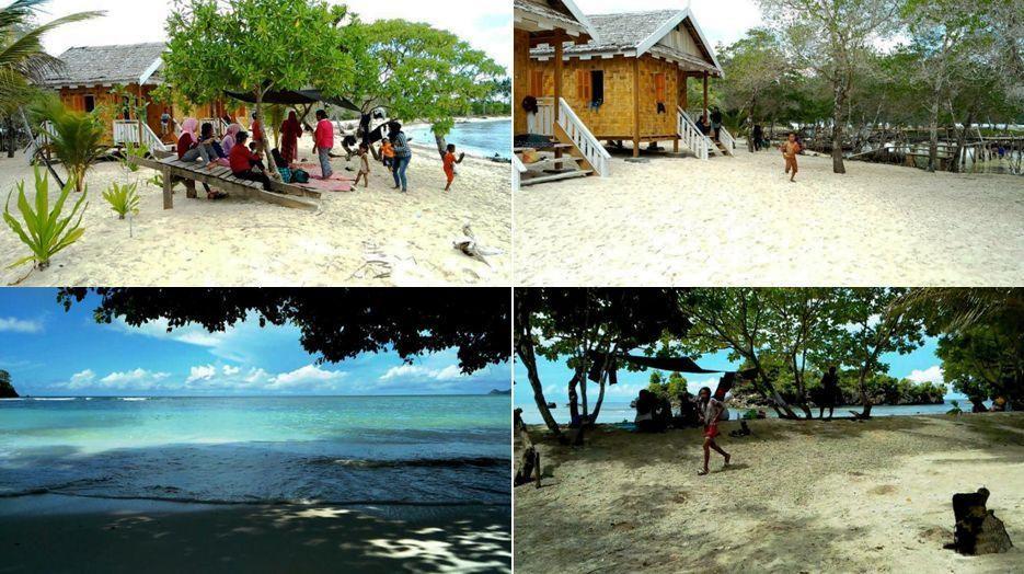 Monosan Pantai Wisata Indah Di Kec Banggai Utara Kab Banggai Laut Fakta Balut