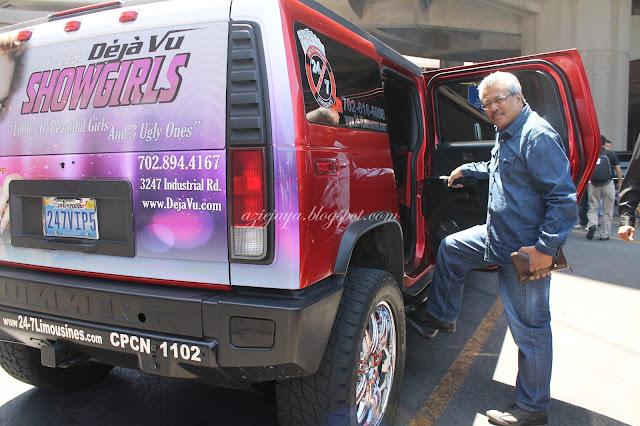 Las Vegas  Part 1: Las Vegas, Here We Come