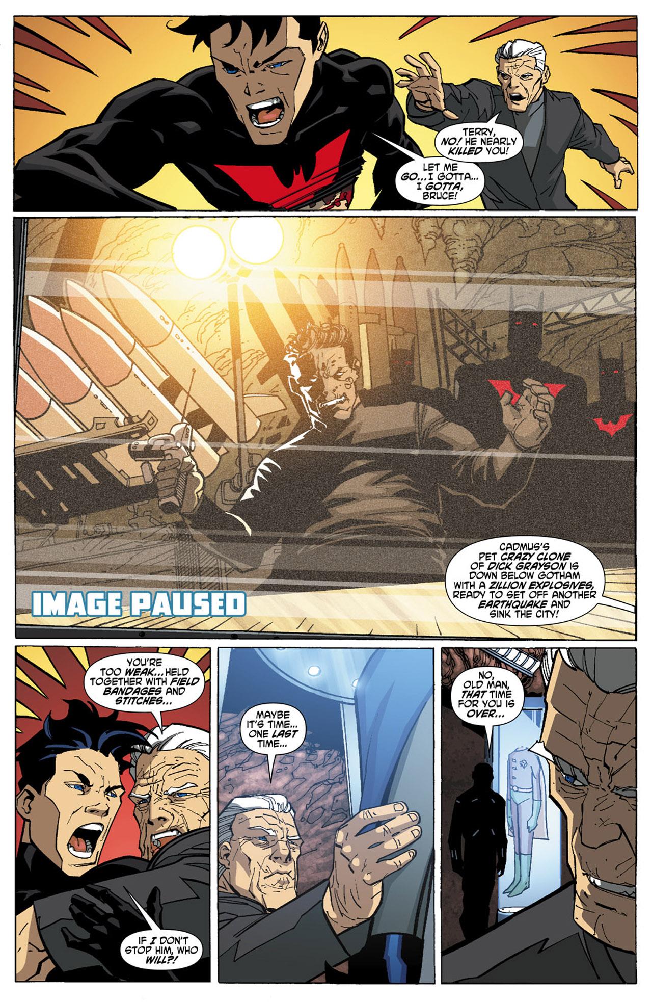 Batman Beyond (2010) Issue #6 #6 - English 2